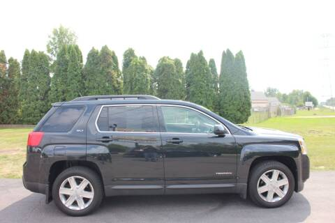 2010 GMC Terrain for sale at D & B Auto Sales LLC in Washington Township MI