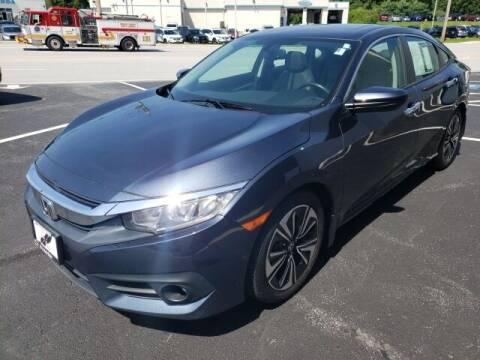 2017 Honda Civic for sale at Hi-Lo Auto Sales in Frederick MD