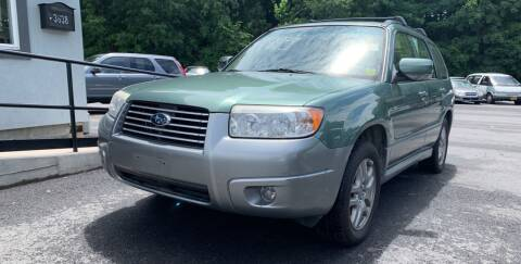 2007 Subaru Forester for sale at Mikes Auto Center INC. in Poughkeepsie NY