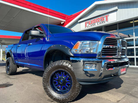 2018 RAM Ram Pickup 2500 for sale at Furrst Class Cars LLC  - Independence Blvd. in Charlotte NC