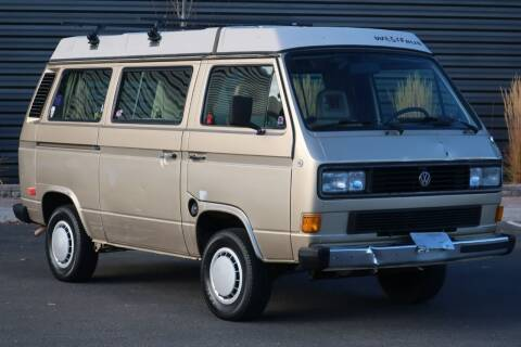 1986 Volkswagen Vanagon for sale at Sun Valley Auto Sales in Hailey ID