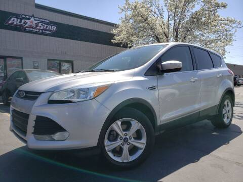 2014 Ford Escape for sale at All-Star Auto Brokers in Layton UT