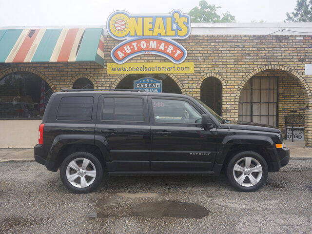 2014 Jeep Patriot for sale at Oneal's Automart LLC in Slidell LA