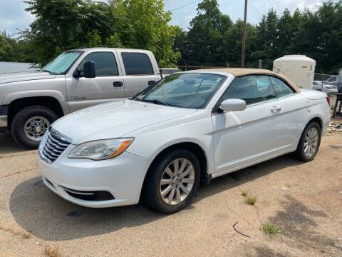 2011 Chrysler 200 Convertible for sale at Smart Chevrolet in Madison NC