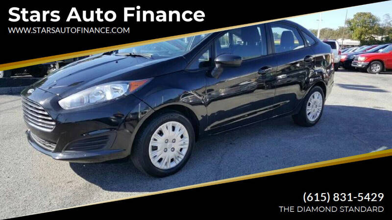 2014 Ford Fiesta for sale at Stars Auto Finance in Nashville TN