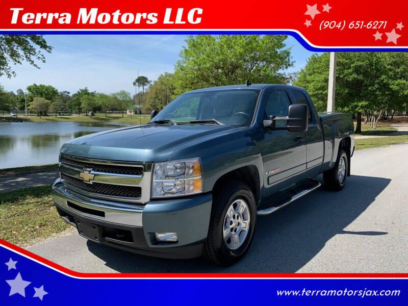 2007 Chevrolet Silverado 1500 for sale at Terra Motors LLC in Jacksonville FL