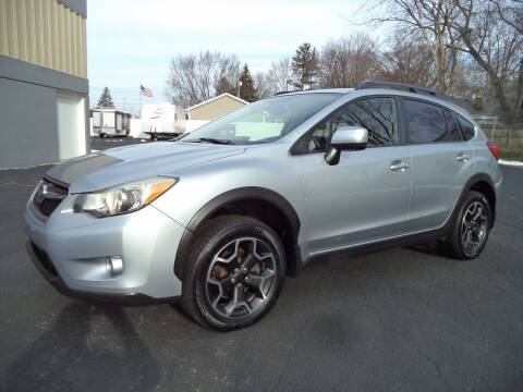 2013 Subaru XV Crosstrek for sale at Niewiek Auto Sales in Grand Rapids MI