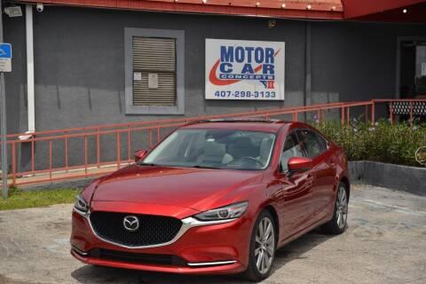 2018 Mazda MAZDA6 for sale at Motor Car Concepts II - Kirkman Location in Orlando FL
