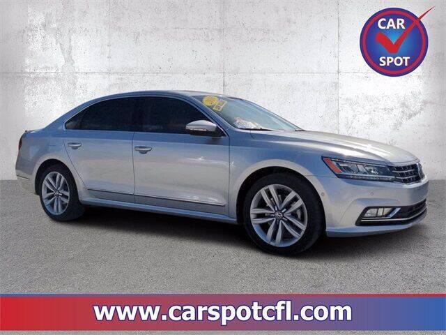 2016 Volkswagen Passat for sale at Car Spot Of Central Florida in Melbourne FL