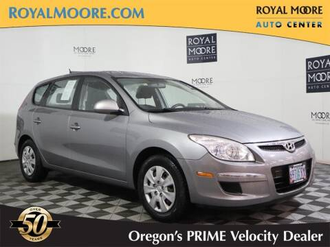 2012 Hyundai Elantra Touring for sale at Royal Moore Custom Finance in Hillsboro OR