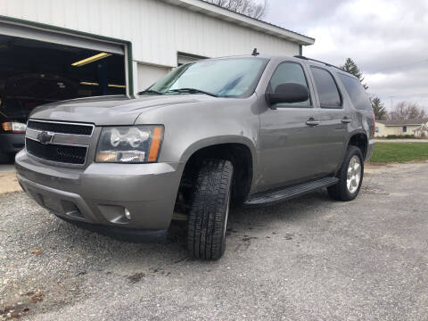 2007 Chevrolet Tahoe for sale at Purpose Driven Motors in Sidney OH