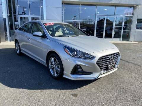 2018 Hyundai Sonata for sale at South Shore Chrysler Dodge Jeep Ram in Inwood NY