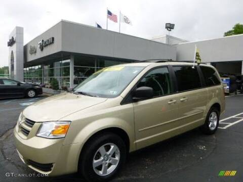 2010 Dodge Grand Caravan for sale at Eyler Auto Center Inc. in Rushville IL