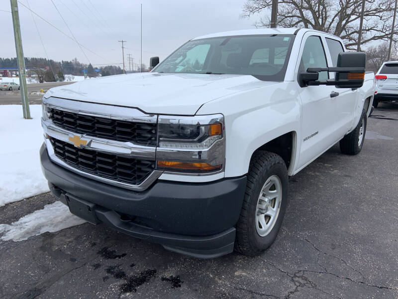 2016 Chevrolet Silverado 1500 for sale at Blake Hollenbeck Auto Sales in Greenville MI
