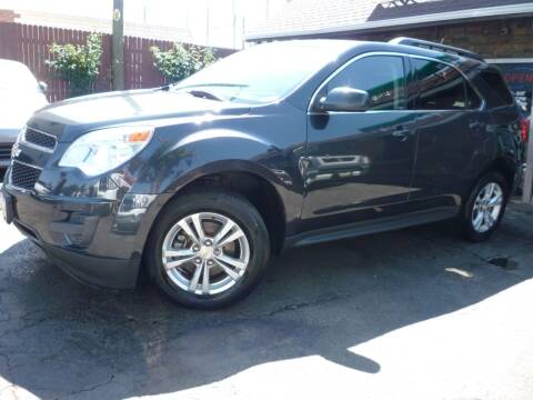 2013 Chevrolet Equinox for sale at Sindibad Auto Sale, LLC in Englewood CO