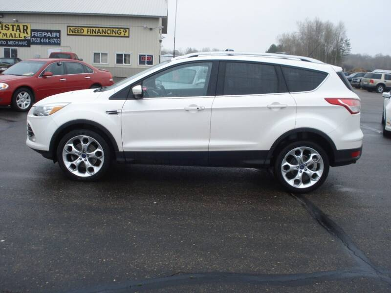 2013 Ford Escape for sale at North Star Auto Mall in Isanti MN