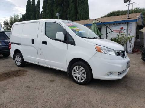 2014 Nissan NV200 for sale at LR AUTO INC in Santa Ana CA