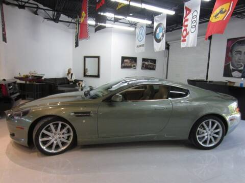 2006 Aston Martin DB9 for sale at Auto Sport Group in Delray Beach FL