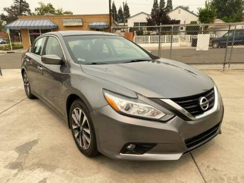 2017 Nissan Altima for sale at Quality Pre-Owned Vehicles in Roseville CA