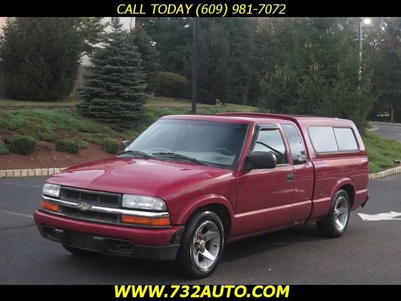 2003 Chevrolet S-10 for sale at Absolute Auto Solutions in Hamilton NJ