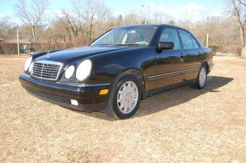 1999 Mercedes-Benz E-Class for sale at New Hope Auto Sales in New Hope PA