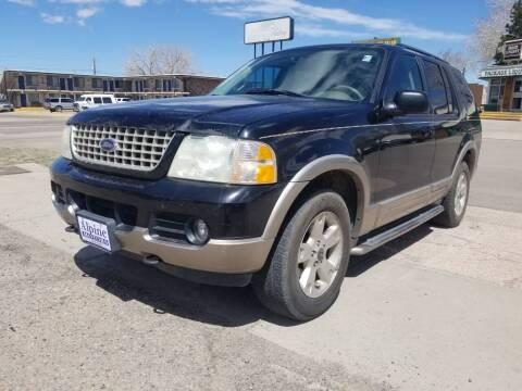 2003 Ford Explorer for sale at Alpine Motors LLC in Laramie WY
