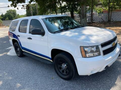 2013 Chevrolet Tahoe for sale at Mocks Auto in Kernersville NC