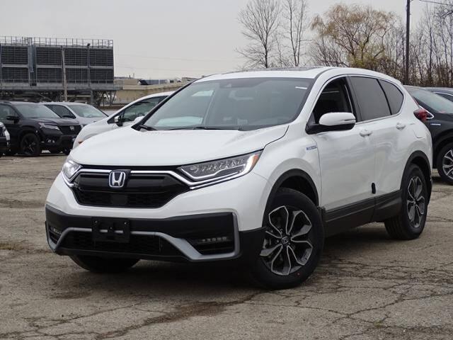 2021 Honda CR-V Hybrid for sale in Chicago, IL