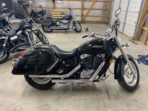 2005 Honda Shadow VT1100 for sale at CarSmart Auto Group in Orleans IN