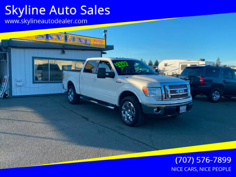 2009 Ford F-150 for sale at Skyline Auto Sales in Santa Rosa CA