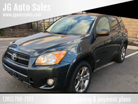 2011 Toyota RAV4 for sale at JG Auto Sales in North Bergen NJ