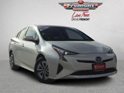 2017 Toyota Prius for sale at Rocky Mountain Commercial Trucks in Casper WY