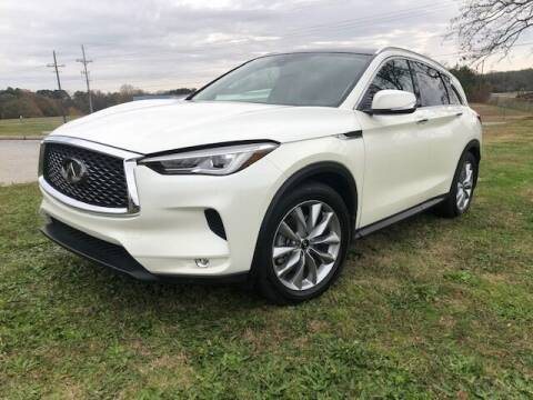2020 Infiniti QX50 for sale at Automotive Experts Sales in Statham GA
