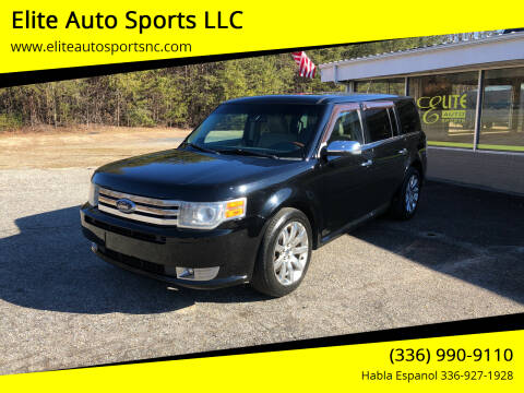 2009 Ford Flex for sale at Elite Auto Sports LLC in Wilkesboro NC