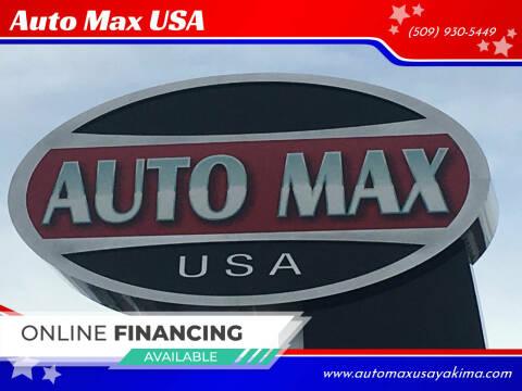 2020 Jeep Grand Cherokee for sale at Auto Max USA in Yakima WA