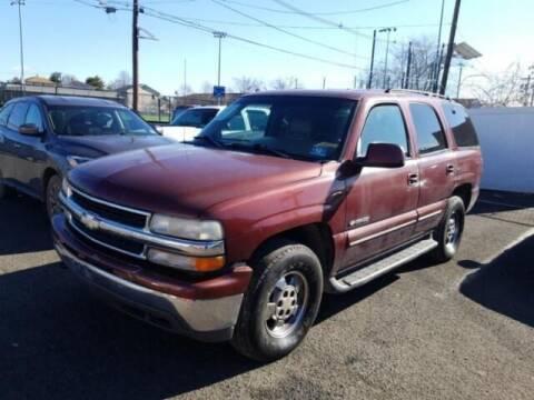 2000 Chevrolet Tahoe for sale at Cj king of car loans/JJ's Best Auto Sales in Troy MI