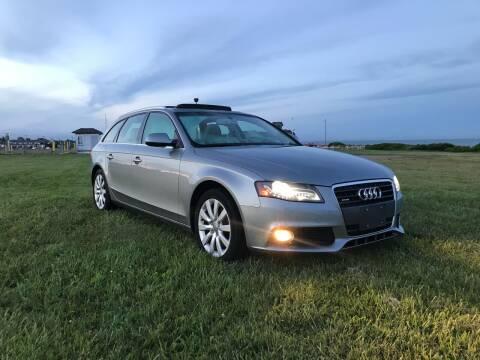 2011 Audi A4 for sale at SODA MOTORS AUTO SALES LLC in Newport RI
