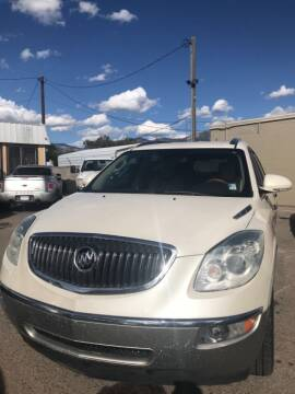 2012 Buick Enclave for sale at Top Gun Auto Sales, LLC in Albuquerque NM