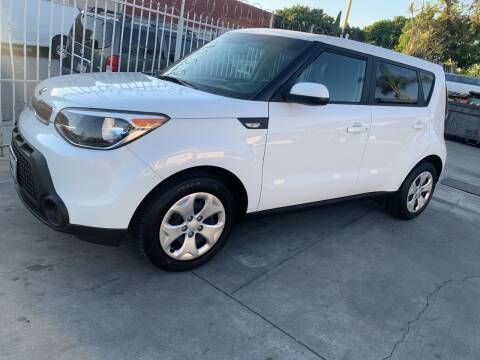 2014 Kia Soul for sale at Olympic Motors in Los Angeles CA