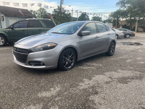 2015 Dodge Dart for sale at G & L Auto Brokers, Inc. in Metairie LA