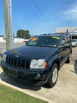 2006 Jeep Grand Cherokee for sale at Top Auto Sales in Petersburg VA