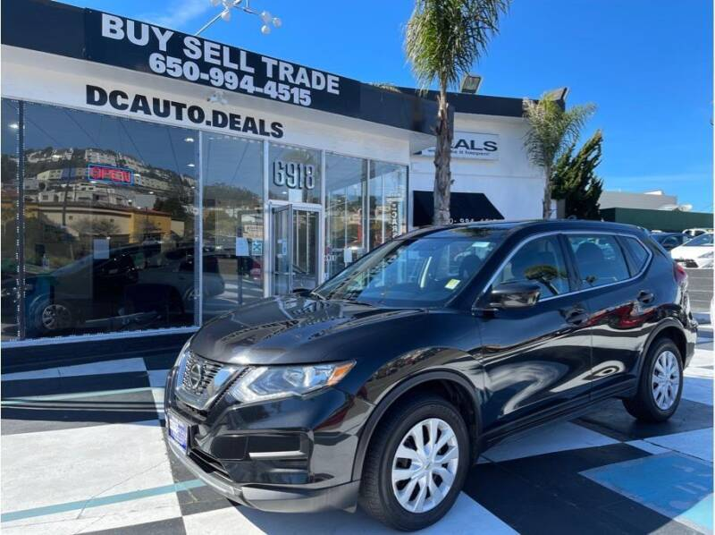 2018 Nissan Rogue for sale at AutoDeals in Daly City CA