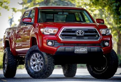 2016 Toyota Tacoma for sale at MS Motors in Portland OR