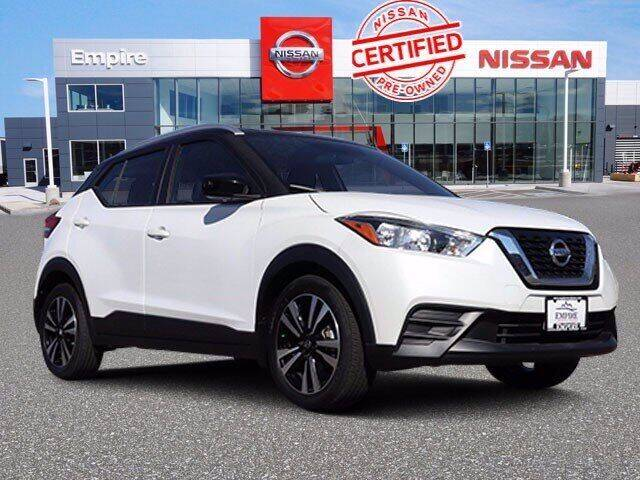 2018 Nissan Kicks for sale at EMPIRE LAKEWOOD NISSAN in Lakewood CO