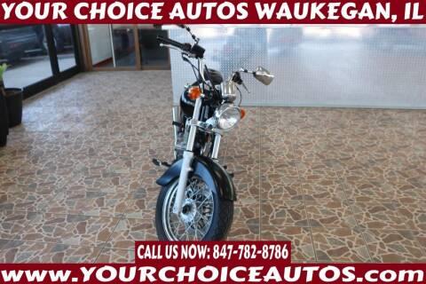 2008 Suzuki GZ250 for sale at Your Choice Autos - Waukegan in Waukegan IL