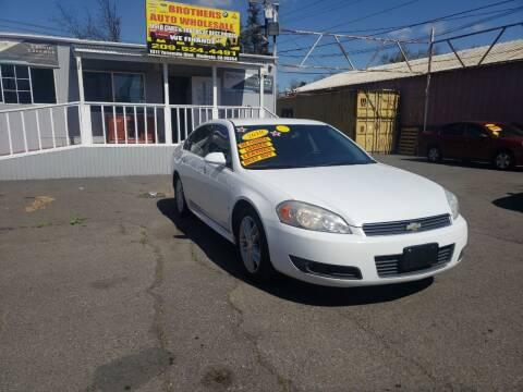 Chevrolet For Sale In Modesto Ca Brothers Auto Wholesale