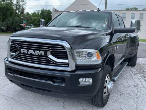 2017 RAM Ram Pickup 3500 for sale at Consumer Auto Credit in Tampa FL