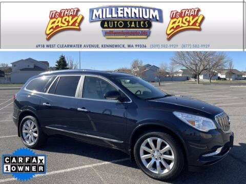 2017 Buick Enclave for sale at Millennium Auto Sales in Kennewick WA