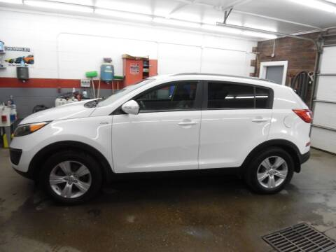 2011 Kia Sportage for sale at East Barre Auto Sales, LLC in East Barre VT