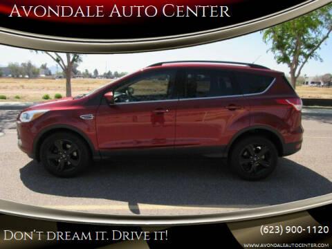 2016 Ford Escape for sale at Avondale Auto Center in Avondale AZ
